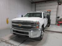 2015 Chevrolet 3500HD Crew Cab Dually 4X4 On Lease