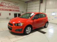 2015 Chevrolet Sonic Hatchback