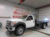 2015 F550 XLT Regular Cab Dually 4X4