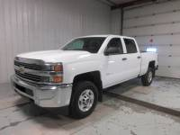 2018 Chevrolet Silverado 2500HD Crew Cab Short Box 4X4