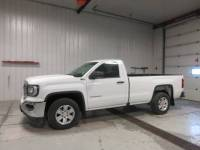 2018 GMC 1500 Regular Cab Long Box
