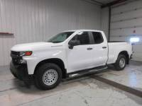 2020 Chevrolet 1500 Double Cab Short Box 4X4 On Lease