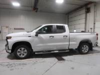 2021 Chevrolet Silverado 1500 Double Cab Short Box 4X4 On Lease